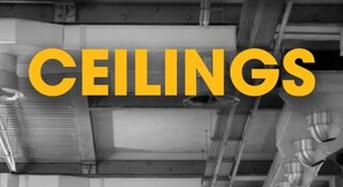 Brochure: Contractor's Suite for Walls & Ceilings