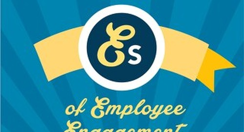 The 4 E's of Employee Engagement