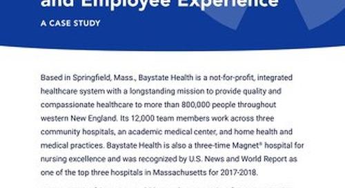 Case Study: Baystate Health