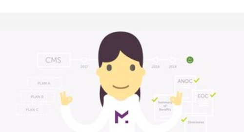 Automating Medicare Enrolment Documents with Messagepoint