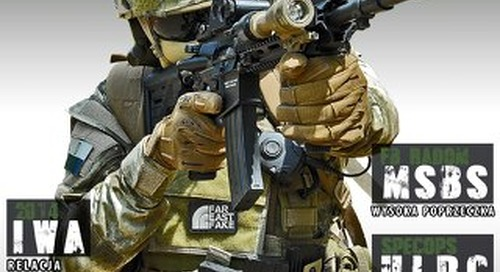 Frag Out! High Speed Low Drag Tactical Magazine #00