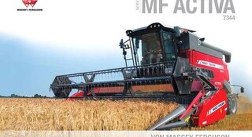 MF Activa 7344 Brochure - DE