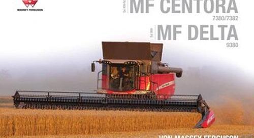 MF Centora & MF Delta Broschüren - DE