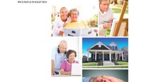 Rapport de l'ACCAP sur la politique en matière de soins de longue durée