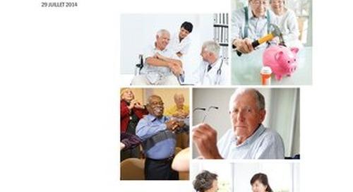 Recommandation de l'ACCAP : Un crédit d'impôt pour l'assurance soins de longue durée