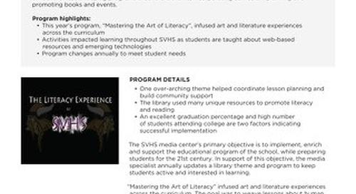 Case Study Swan Valley High School
