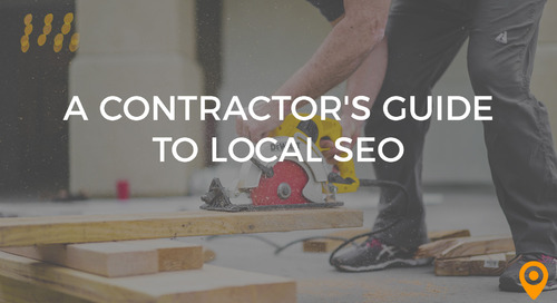 Building a Solid Foundation: A Contractor's Guide to Local SEO
