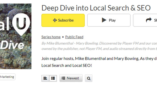 The Top 15 Podcasts for Local SEO