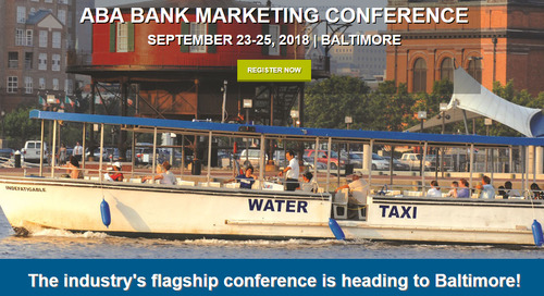 The Top Conferences for Professionals in Finance Marketing