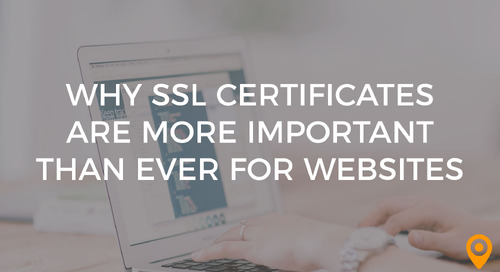 Why SSL Certificates Are More Important Than Ever for Websites