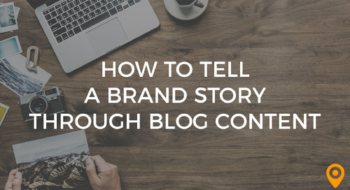 How to Tell a Brand Story Through Blog Content