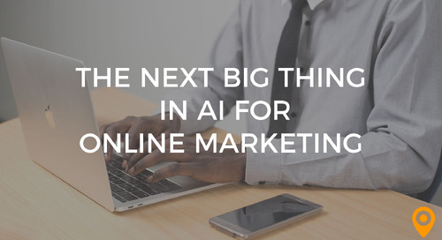 The Next Big Thing in AI for Online Marketing