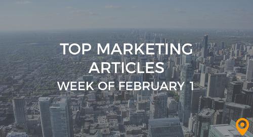 Top 25 Digital Marketing Articles – Week of 02/01/19