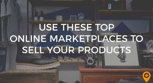 Use These Top Online Marketplaces to Sell Your Products