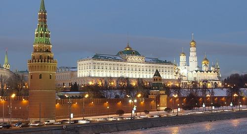 Kremlin: Karya Sejarah dan Arsitektur di Moskow, Rusia