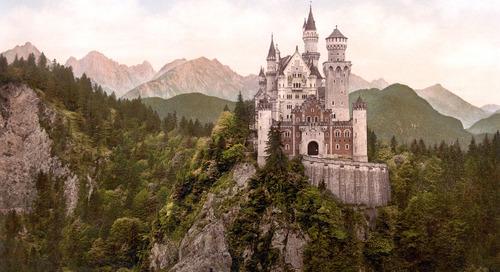 Percaya Enggak? 16 Tempat di Film Animasi Ini Sungguh Ada di Dunia, Lho!