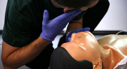 AB 1719: CPR training resources for high schools with a health course requirement