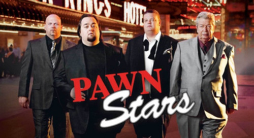 History: Pawn Stars [Returning Series]