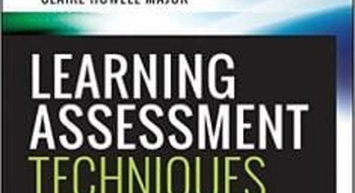 How Faculty Can Take Control of Assessment