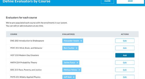 Latest Aqua Updates: Course-level scoring and more!