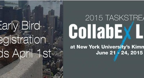 We can't wait to meet you at CollabEx Live!
