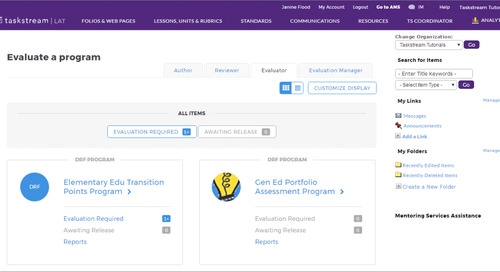 New Design Improvements to LAT…and more to come!