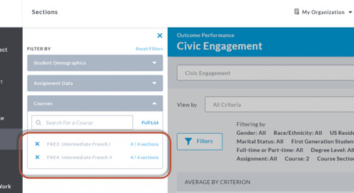 Dive Deeper into Aqua with New Reporting Filters