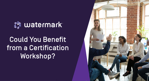 Could You Benefit from a Certification Workshop?