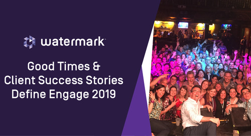 Good Times & Client Success Stories Define Engage 2019