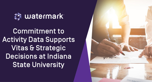 Commitment to Faculty Data Supports Vitas, Strategic Decisions at Indiana State University