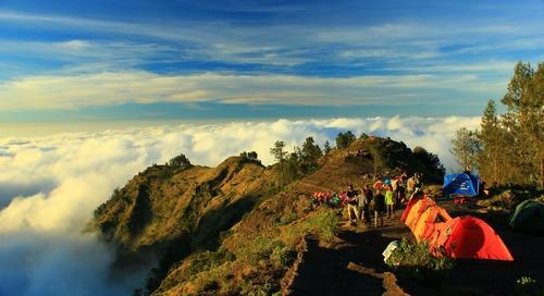 Gunung Rinjani; Untuk Petualang Sejati