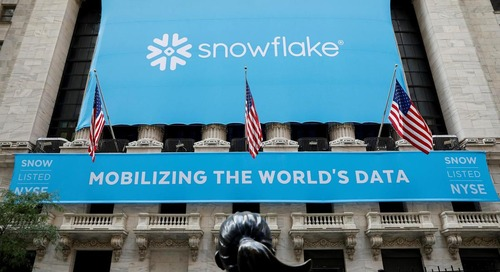 Snowflake targets financial services with its first industry-specific data cloud
