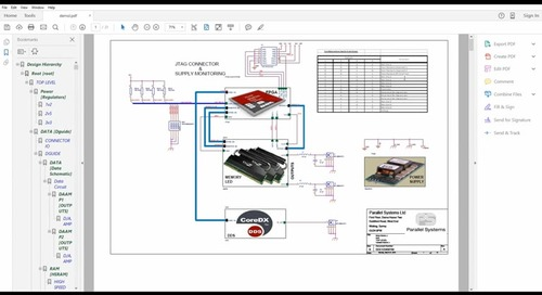 Tutorial: Generating an Intelligent PDF with OrCAD Capture 17.2
