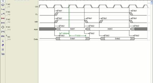 TimingDesigner Simple Diagrams Part 3
