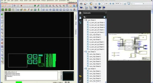 CircuitSpace - Cross Probing