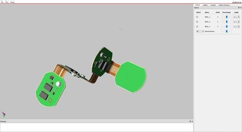 3D - Rigid Flex in Allegro PCB
