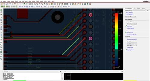 In-Design Analysis - Sigrity ERC