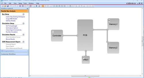 TimingDesigner Sigrity Integration for DDR Memory Analysis