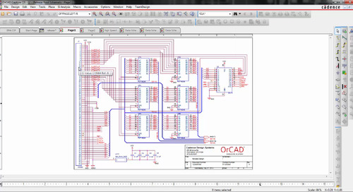 OrCAD Constraint Driven Design Video