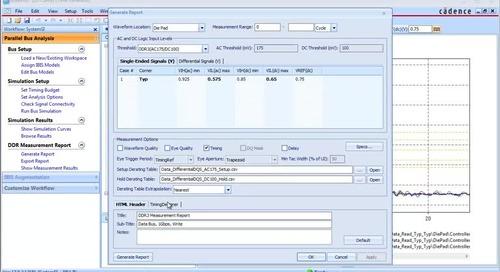 Short Video On TimingDesigner Sigrity Integration
