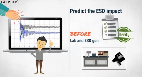 Sigrity Tech Tip: How to Simulate the Impact of ESD and Determine How Many TVS Diodes are Necessary