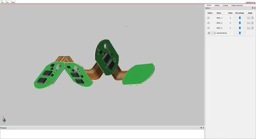 Allegro 3D Rigid-Flex