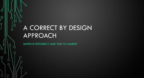 Correct by Design