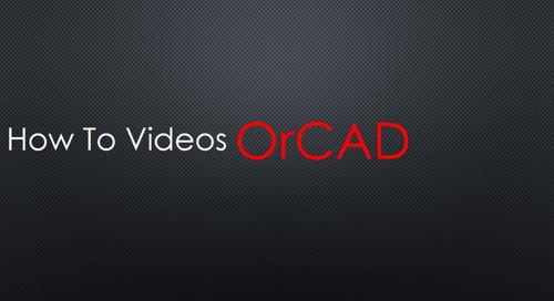 Tutorial OrCAD Allegro Inter Layer Flex DRC