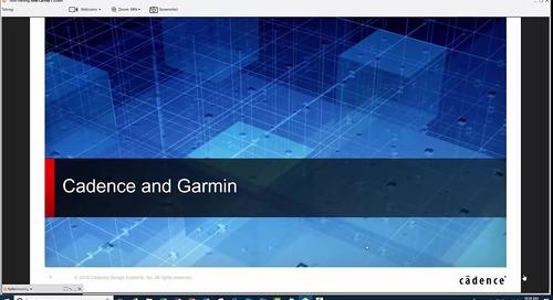 Garmin Workshop: Schematic Front-End (Part 1)