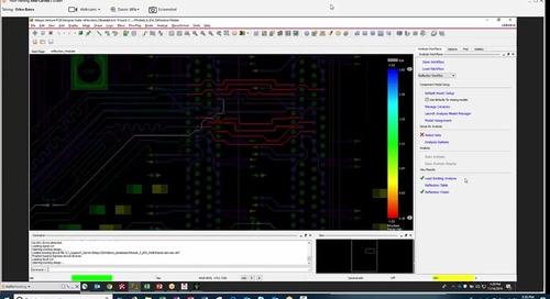 Garmin Workshop: Allegro PCB Designer (Part 2)