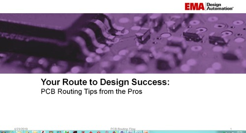 Your Route to Design Success: PCB Routing Tips from the Pros