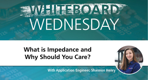 Whiteboard Wednesday: What is Impedance and Why Should You Care