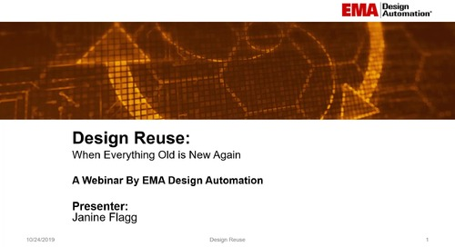On-Demand Webinar: The 3 R's of PCB Design: Reuse, Recycle, Re-purpose