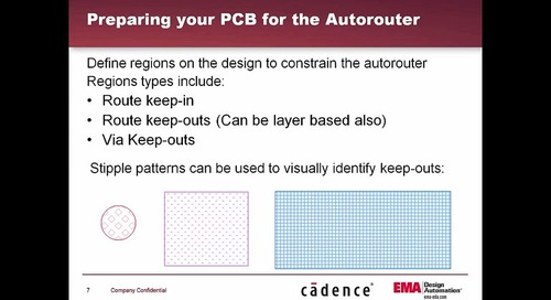 Making Your Autorouter Work For You Webinar